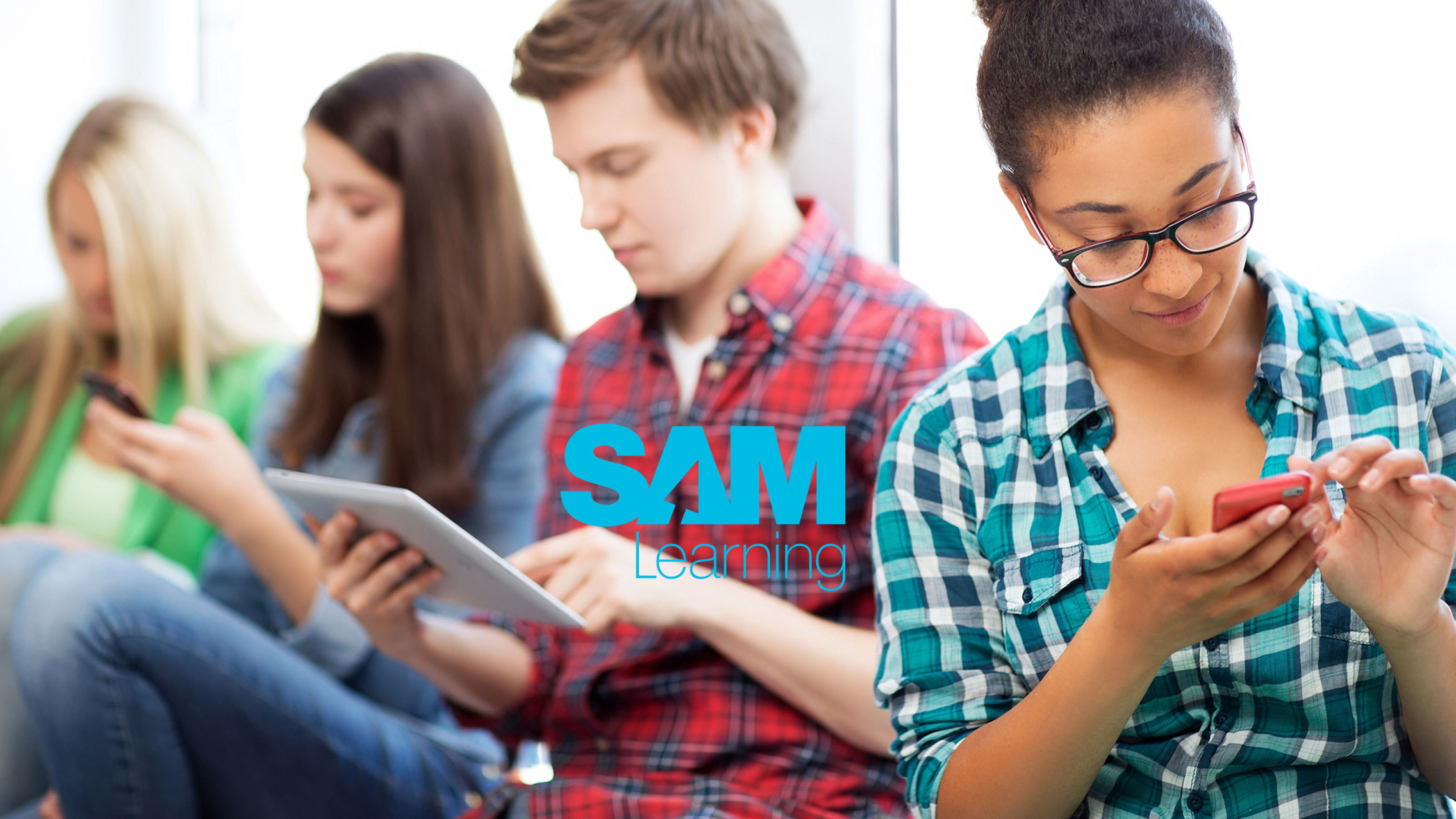 SAM Learning Partners With Group Call  Enhancing School/Learner Data Provisioning