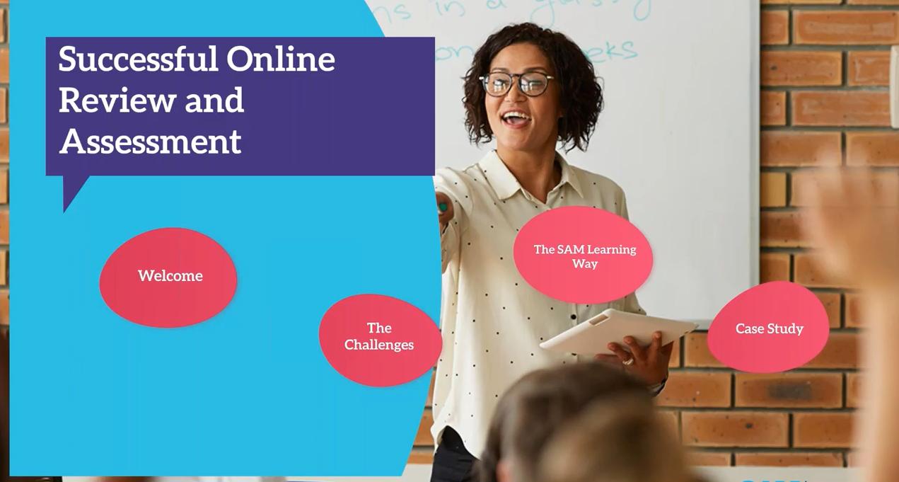 Watch: Online Review and Assessment Webinar