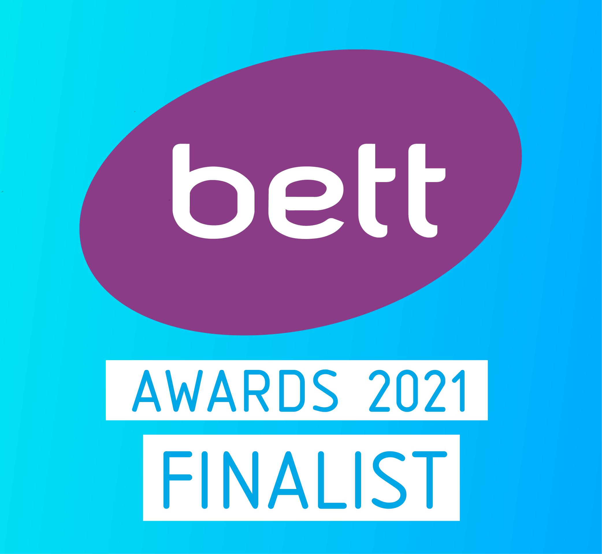 Bett 2021 Awards Finalist Logo